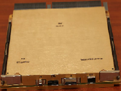 RECEIVER INTERFACE BOARD